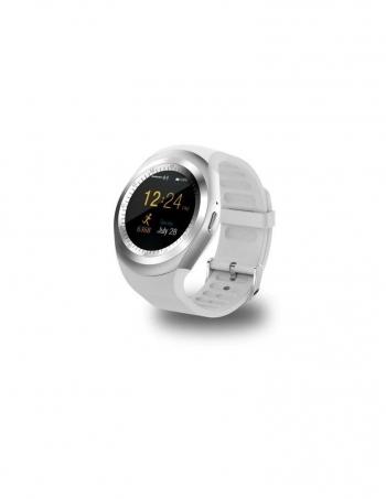 Smartwatch Lkstech® Sw  Pantalla Táctil Bluetooth Tarjeta Sim, Blanco