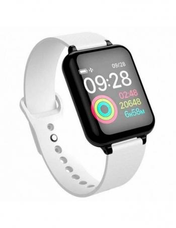 Smartwatch Lkstech® Sw Monitor De Fitness  Deportivo, Blanco