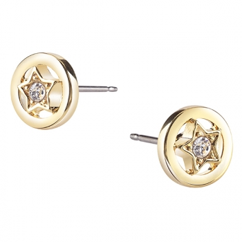 Guess Pendientes Wallk Of Fame Ube21579
