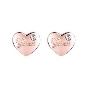 Guess Pendientes Heart And Stone Ube21521