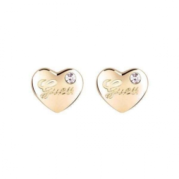 Guess Pendientes Heart And Stone Ube21520