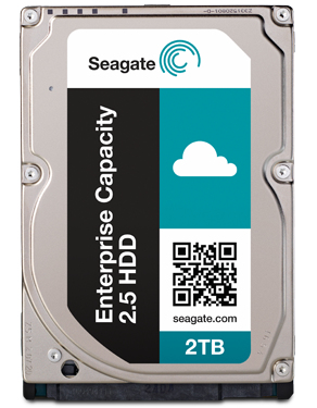 "Disco Duro Seagate - 2 Tb - 2.5"" Interno - Sas - 7200rpm - 128 Mb Búfer"