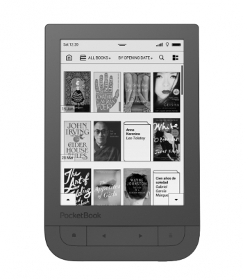 Ebook Pocketbook Touch Hd Wifi