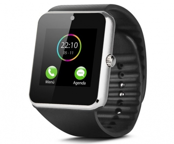 Smartwatch De Smartek Sw-832 Color Plata