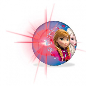 Pelota Luminosa Frozen Disney Surtido