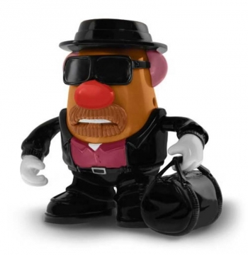 Figura Mr Potato Breaking Bad -  Heisenberg 17 Cm
