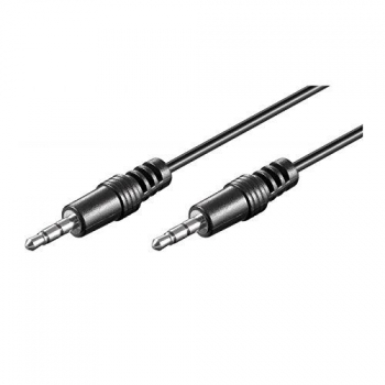 Ewent Cable Audio 3,5mm Stereo M - 3.5mm M. 2m