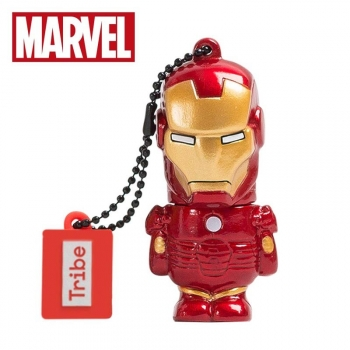 Tribe Pendrive 16gb Marvel Iron Man