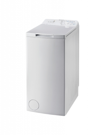 Indesit Btw A61052 (eu) Lavadora Independiente Carga Superior Blanco 6 Kg 1000 Rpm A++