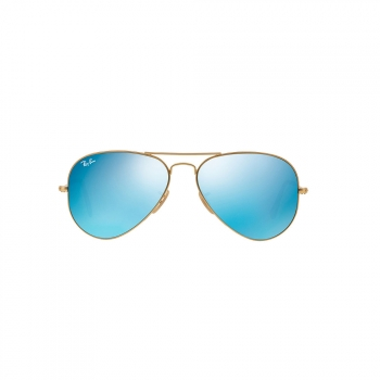Gafas De Sol Rayban Aviator Large Metal Mate Gold Rb3025 112/17 58