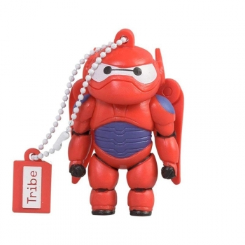 Tribe Pendrive 16gb Big Hero Baymax Armored