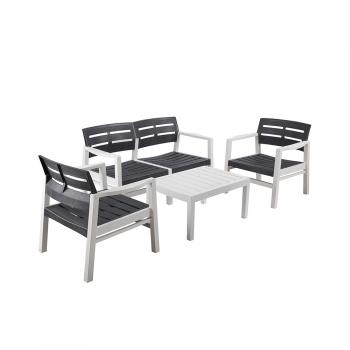 Conjunto De Mobiliario Salon Para Interior Y Exterior