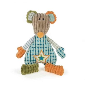 Ratita Patchwork De Peluche Walking Mum