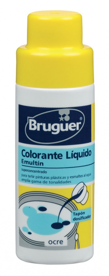 Tinte Pint Al Agua Amarillo Or - Emultin - 5056671 - 50 Ml