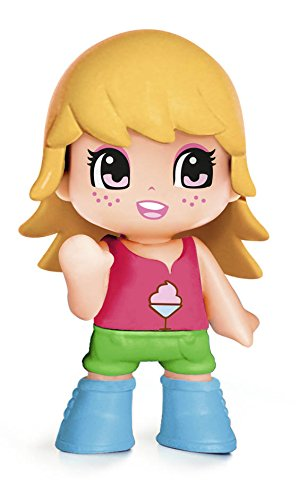 Pinypon Serie 8  Fig. Individual Rubia