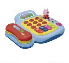 Reig Activity Telefono Y Piano C/ Fig.peppa Pig
