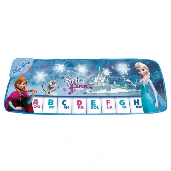 Piano Alfombra Frozen Disney