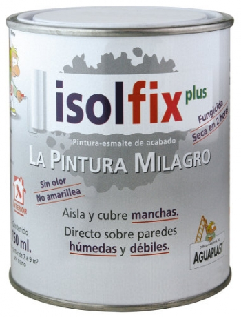 Pintura Antimanchas Isolfix Plus 750 Ml
