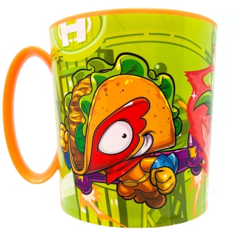 Superzings 10304. Taza Para Microondas 350ml.