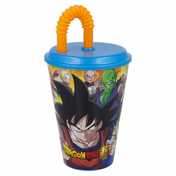 Dragon Ball 20730. Vaso Con Cana 430ml.