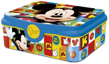 Sandwichera Deco De Mickey Mouse 'icons' (0/24)
