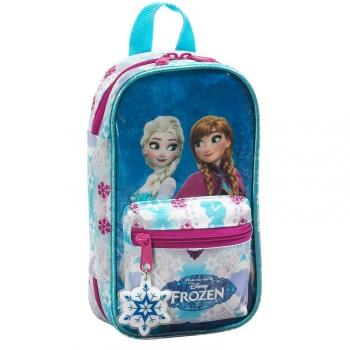 Plumier Mochila Frozen Disney Friends Forever Portatodos dd10aab03cd