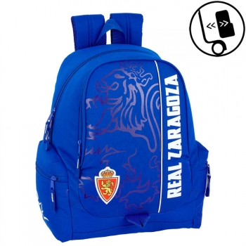 Mochila Real Zaragoza Adaptable