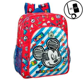 Mochila Adaptable Mickey Marker Junior