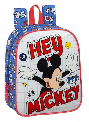 Mochila Mickey Things Guardería
