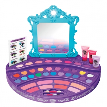 Centro De Maquillaje Real Ultimate Shimmer'n Sparkle