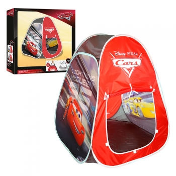 Tienda Pop Up 74x74x97 Cm Cars Disney