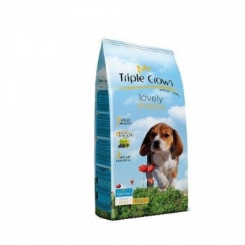 Pienso Triple Crown Lovely Puppy Para Cachorros Y Madres Gestantes - 3kg