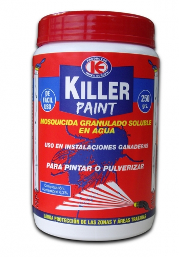 Insecticida Moscas Soluble - Killer Paint - 250 G