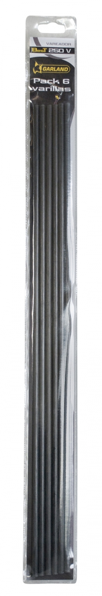 Varillas Vareador Repuest Bl/6 - Garland - 71250v0006
