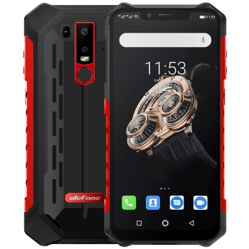 "Ulefone Armor 6s 6.2"" 6/128gb Android 9.0 5000mah Ip68 Impermeable Face Id"