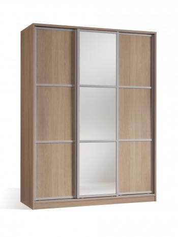 Armarios vestidor y roperos baratos for Armario dormitorio adulto puerta corredera