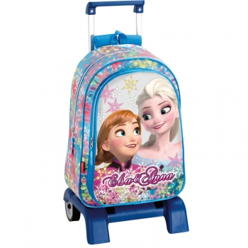 Trolley Frozen Disney Soul 43cm