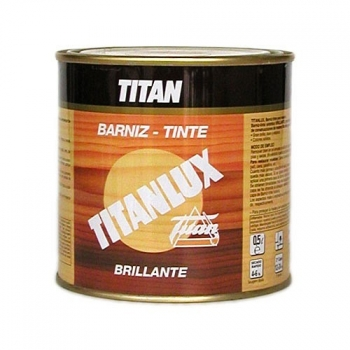 Barniz Tinte Brillante Caoba 500 Ml