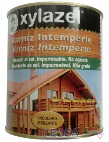 Barniz Intemperie - Xylazel - 0422003 - 750 Ml