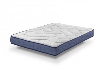 Colchón Latex Gel Plus 120x180 Efecto Relax 13 Zonas De Confort Altura 20 Cm | Certificado Sanitized®