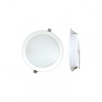 Downlight Plano 25w Blanco Silver Electronics
