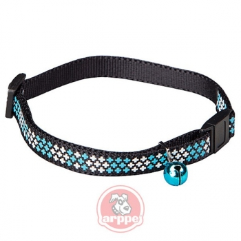 Collar Gato Rocher - Azul
