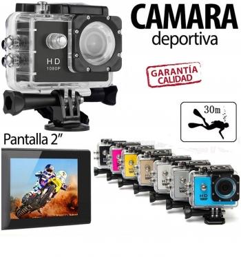 Cámaras Deportivas [GoPro, Sjcam, Sony   ] - Carrefour es