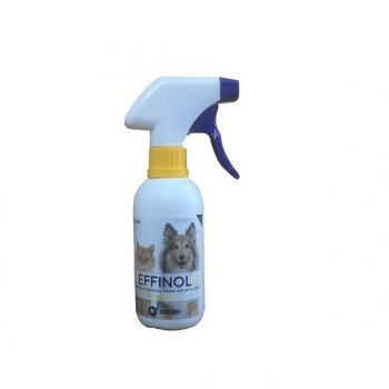 Antiparasitario Para Perros Y Gatos Spray Effinol 250 Ml