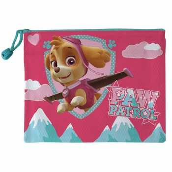 Neceser Paw Patrol Patrulla Canina Skye Mountains Impermeable