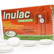Inulac Soria Natural, 30 Tabletas
