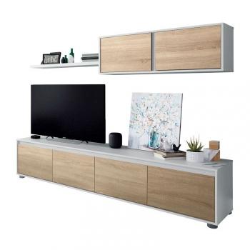 Muebles De Salon Y Television Tv Carrefoures - Mueble-para-comedor