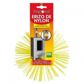 Erizo Deshollinador De Nylon 200mm 231540
