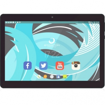 Tablet Pc Android 6.0 Hd Negra 10'' - Brigmton