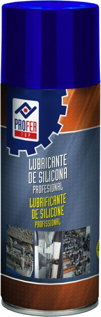 Aceite Multiuso Silicona Profe - Profer Top - Pt1035 - 400 Ml
